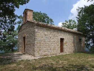 Chiesa della Menderella - Montefortino (FM)