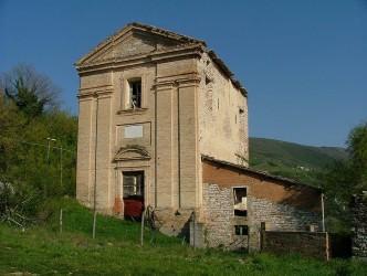 Chiesa della Pintura - Pievebovigliana (MC)