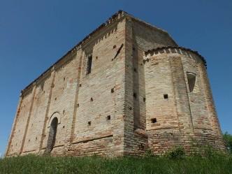 Chiesa dei SS. Tiburzio e Susanna - Rapagnano (FM)