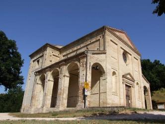 Santuario del Santissimo Crocifisso di Mogliano (MC)