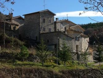 Borgo di Vico di Sopra - Fiordimonte (MC)