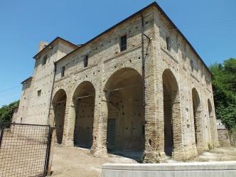 Chiesa del SS.mo Crocifisso - Monterubbiano (FM)