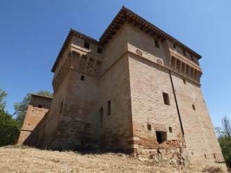 castello dei chiaravalle - todi 11