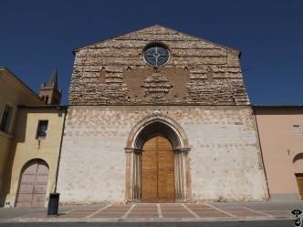 chiesa - auditorium di san domenico - foligno 03