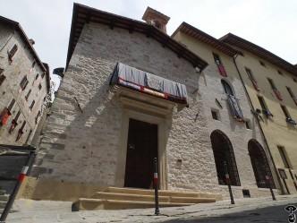 chiesa di san francesco della pace detta dei muratori - gubbio 03