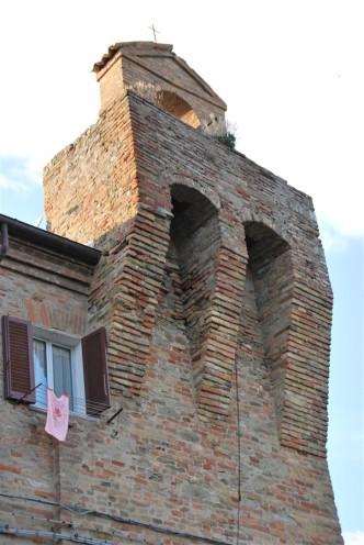 mastio-torre campanara